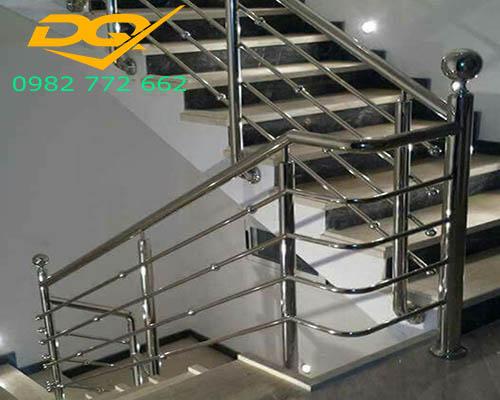 Cầu thang inox#2