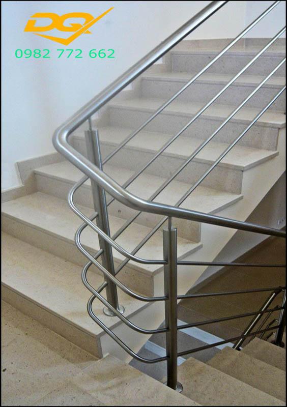 Cầu thang inox#5