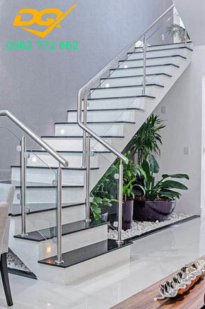 Cầu thang inox#6