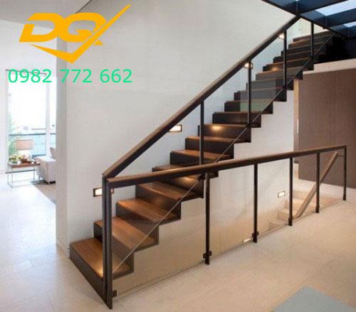 Cầu thang nhà lệch tầng#6