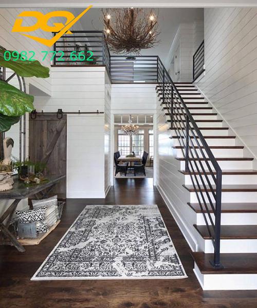 Nhận thiết kế thi công cầu thang hình xoắn ốc đẹp#3