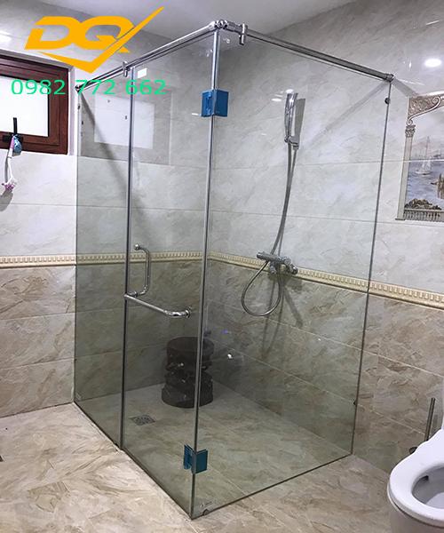 Vách tắm kính cường lực đẹp#4
