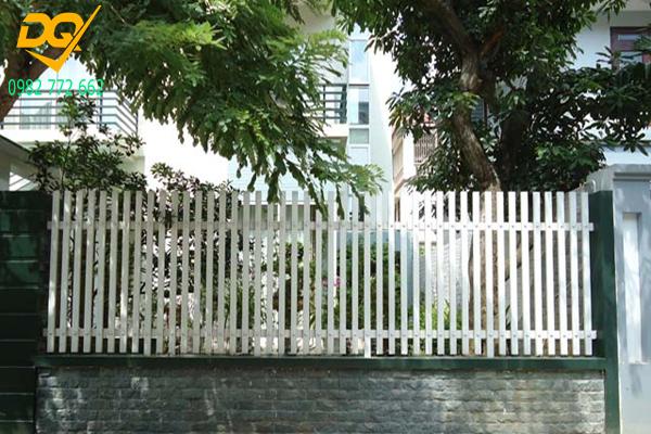 Sơn Hàn rào sắt đẹp - 8
