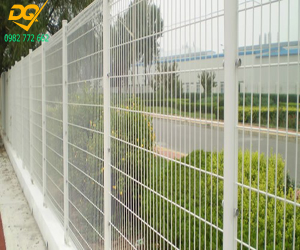 Mẫu hàng rào lưới b40 - 6