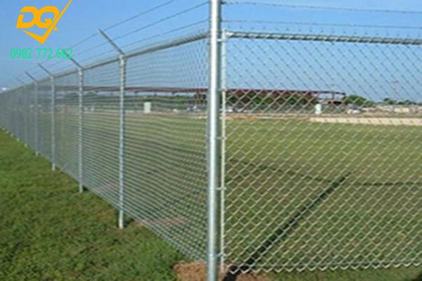 Mẫu hàng rào lưới b40 - 7