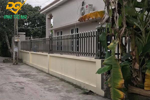 Mẫu hàng rào inox đẹp - 10